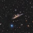 NGC 1532,                                Alex Woronow