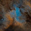 NGC-6188 (ESO-226 EN19) and NGC 6164, Wide Field,                                Matt Hughes