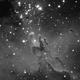 M16, Pillars of Creation - short exposures,                                Romain Chauvet