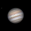 Jupiter et Callisto,                                adnst