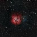M20 Trifid Nebula,                                Cesar