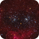Double Cluster h+chi Persei (NGC884 & NGC869),                                equinoxx