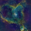 IC1805 Narrowband,                                arjan brussee