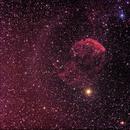 IC 443 - first try,                                Dan Kordella