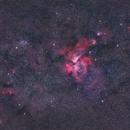 Great Nebula in Carina,                                Adriano