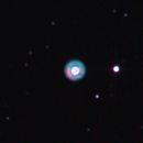 Eskimo Nebula (Optolong l-eNhance),                                Paolo Demaria
