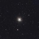 M13 - Hercules Globular Cluster,                                Mariusz Golebiewski