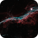 The Witch's Broom - NGC6960,                                north.stargazer