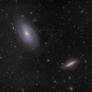 Bodes/Cigar Galaxies,                                Seth