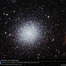 Messier 13 - Great Cluster in Hercules,                                Gustavo Sánchez