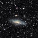 NGC7331,                                ZlochTeamAstro