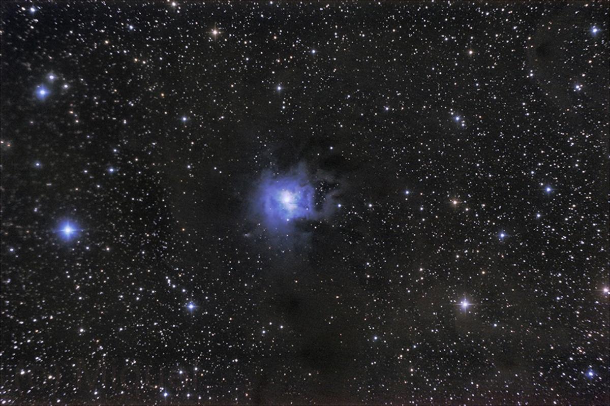 Nebulosa Iris,                                Miquel
