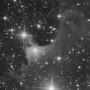 Sharpless 2-136: The Ghost Nebula,                                Romain Chauvet