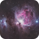 Orion redux, after about 3 years of progress (M42),                                Sven Hoffmann
