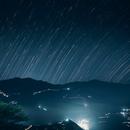 Star trails - Cingjing, Taiwan,                                Wilson Lee