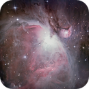 Messier 42 , 43 und der Running Man,                                Thorsten Malchow