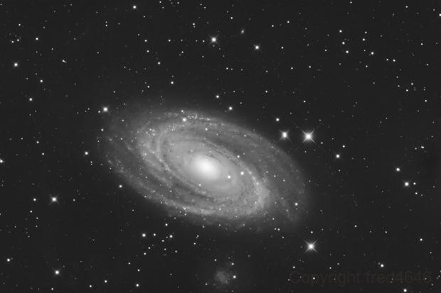 M81 test QHY183M,                                LAMAGAT Frederic