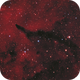 Barnard 147  (HHGB),                                rhedden