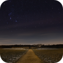 Observing the stars from sun observatory Goseck,                                Stefan Dietrich