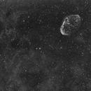 NGC 6888 Ha Kanal,                                Brutek