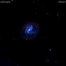 m61 galassia nella vergine                                                               distanza 60 milioni  A.L.,                                Carlo Colombo
