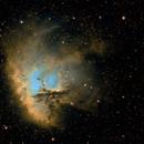 NGC281 Pacman Nebula,                                Peter Jenkins