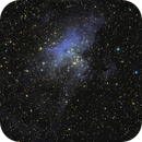 M16 The Eagle Nebula,                                Michael Wagner