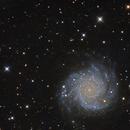 Messier 74,                                Samuel