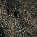 Le champ stellaire M 24 une fenêtre sur la Voie lactée,                                Jean-François Douroux
