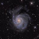 M101 A Pinwheel in the Universe,                                Florian_Pieper