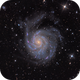 M101 A Pinwheel in the Universe,                                Florian_Pieper