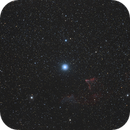 Gamma Cass, IC 63 & IC 59 with T3,                                mikebrous