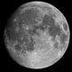 Moon - composite image,                                David N Kidd