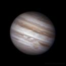 Jupiter from October 2, 2012,                                jdhartgerink