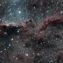 The fighting dragons of Ara - NGC6188,                                Jean-Fabien Barrois