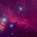 Horsehead Nebula,                                jeffreycymmer
