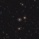 NGC 2859 in Leo Minor,                                Nurinniska