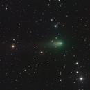Comet C/2019 Y4 ATLAS splits,                                José J. Chambó