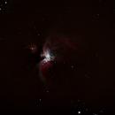 Nébuleuse d'Orion,                                Sébastien LUCAS