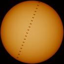 ISS Solar Transit - 2020.06.01,                                lefty7283