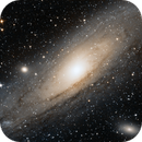Andromeda galaxy,                                Bach hamba Youssef