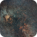 Deneb Region with Canon 50mm,                                Mike_K