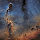 IC1396A,                                Paweł Oleksiak