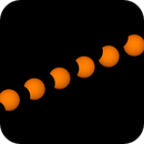 Solar parcial eclipse dez 2020 (mosaic),                                Carlos Alberto Pa...