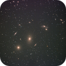 Markarian's Chain taken at Cherry Springs Star Party 5/31/19,                                Adam T.