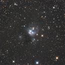 NGC 7129,                                Fabio Mirra