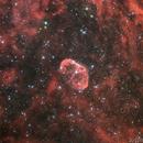 Crescent Nebula,                                JFidone