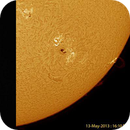 Loop Prominence of 13th May,                                thakursam