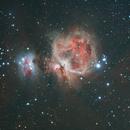 Orion Nebula - M42,                                Garvis