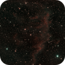Sharpless 2-303 in Canis Major,                                KiwiAstro